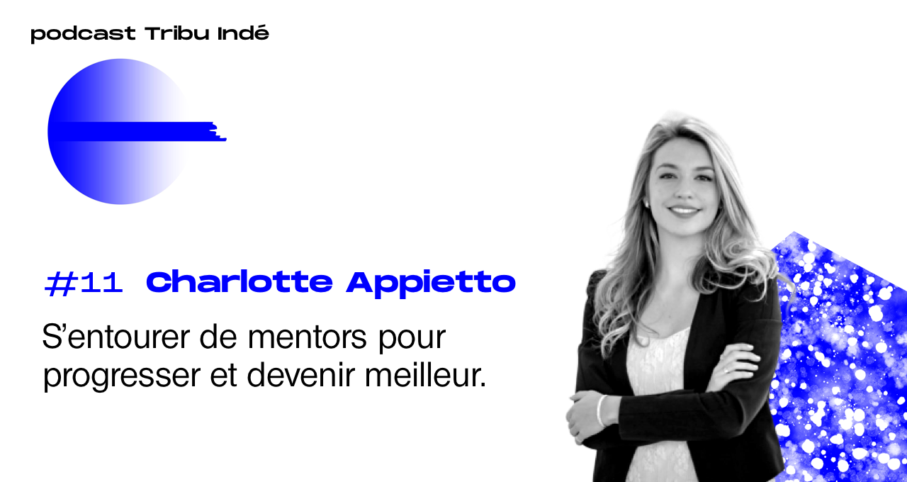 Podcast freelance, Charlotte Appietto