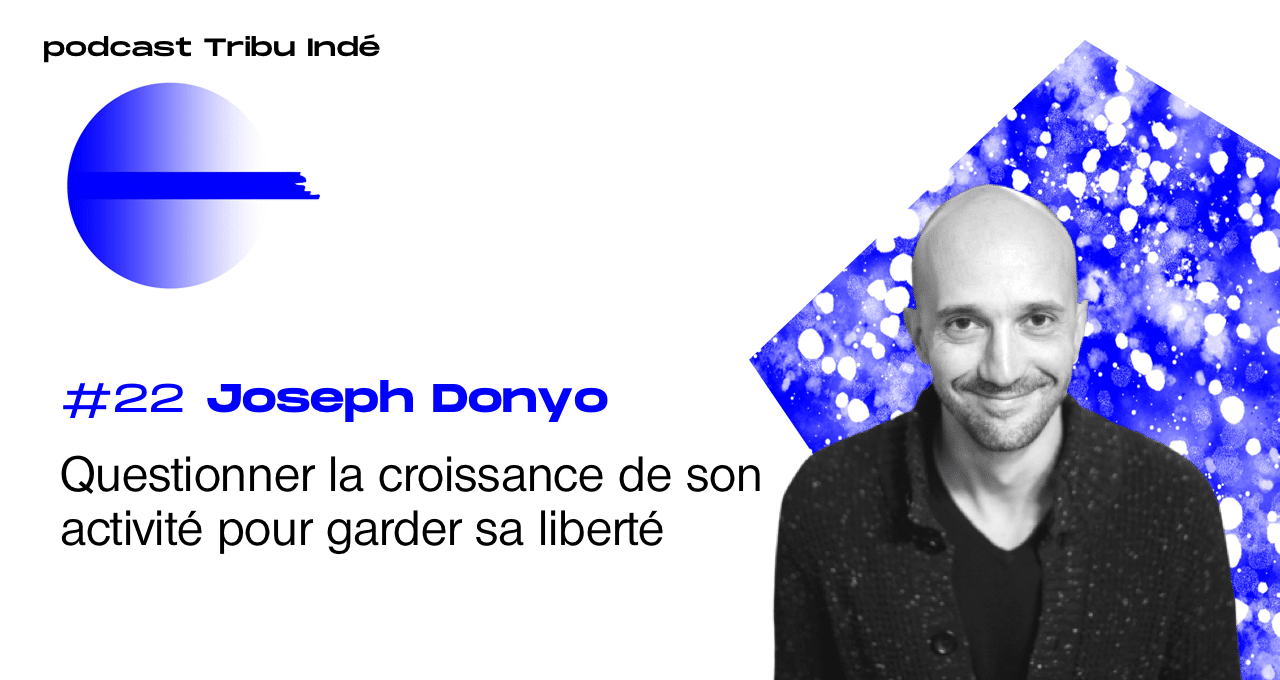 Podcast freelance, Joseph Donyo,