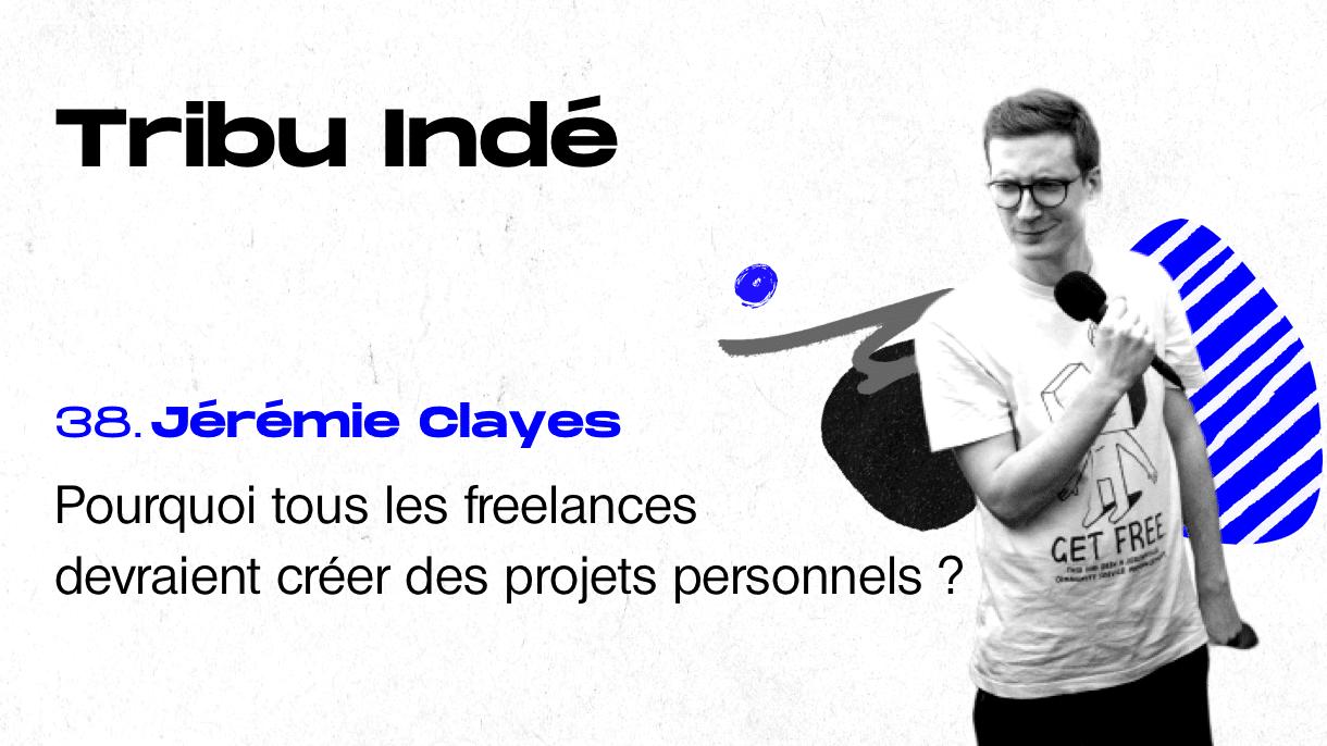 Sens Créatif, Jérémie Claeys, Illustrateur freelance, podcast, Tribu Indé, freelane
